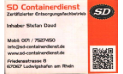 SD Containerdienst