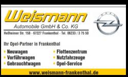 Autohaus Weismann Frankenthal
